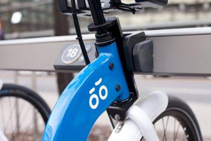 El sistema público de bicicletas de Oslo estrena logotipo