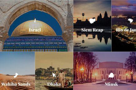 'Photler', una plataforma dedicada a la fotografía de viajes