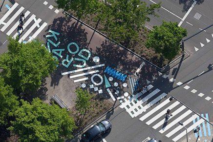 Rotterdam apuesta por el arte urbano y convierte sus pasos de peatones en divertidas obras de arte