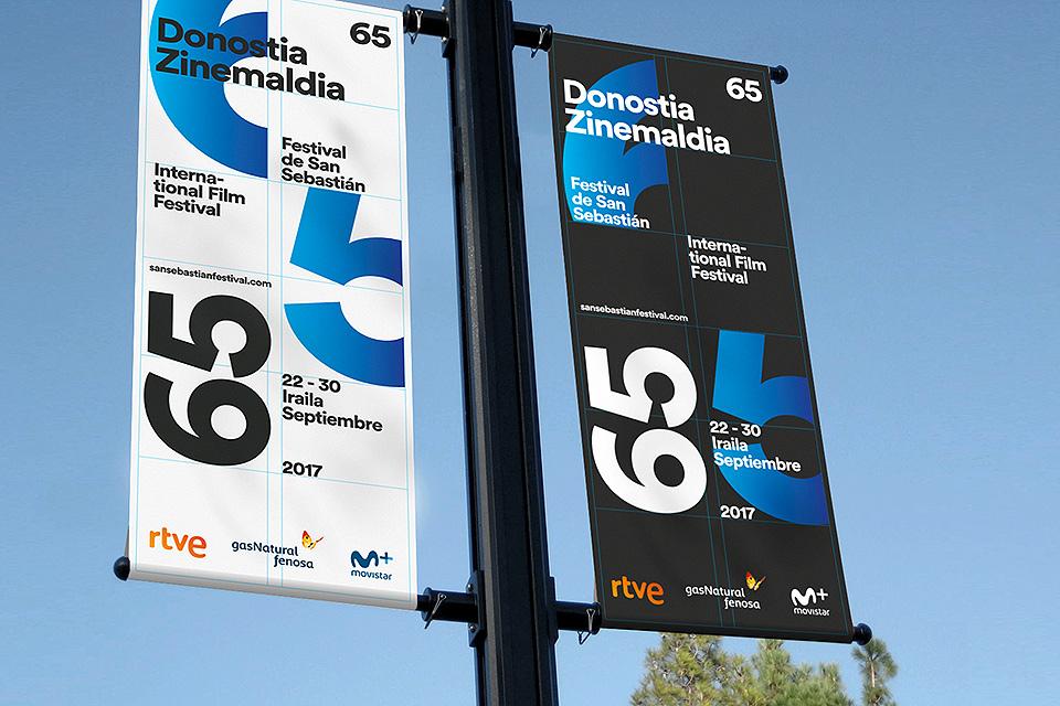 Festival San Sebastián 2017 banderolas 004