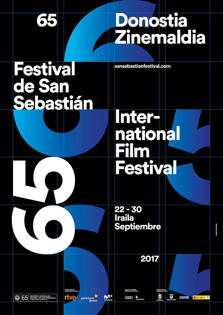 Cartel Festival San Sebastián 2017 001