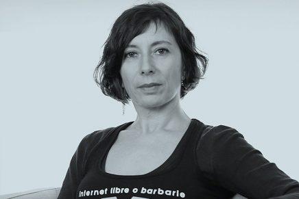 «No se nos tiene que vender la moto de vivir de derechos de autor», Simona Levi