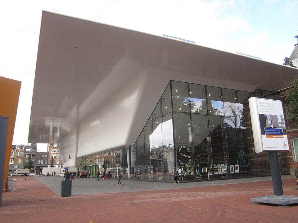 museos diseño - Stedelijk Museum