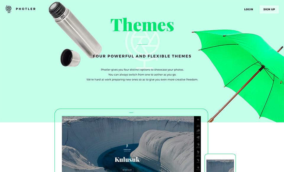 Themes Photler