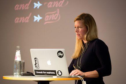 ¿Asistirías a unas conferencias sobre tipografía que no cuenten con representación femenina? Pasa más de lo que imaginas