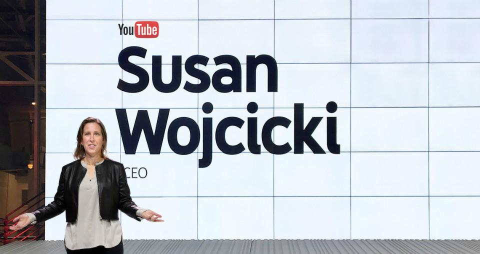 La fuente fue presentada junto con YoutubeTV