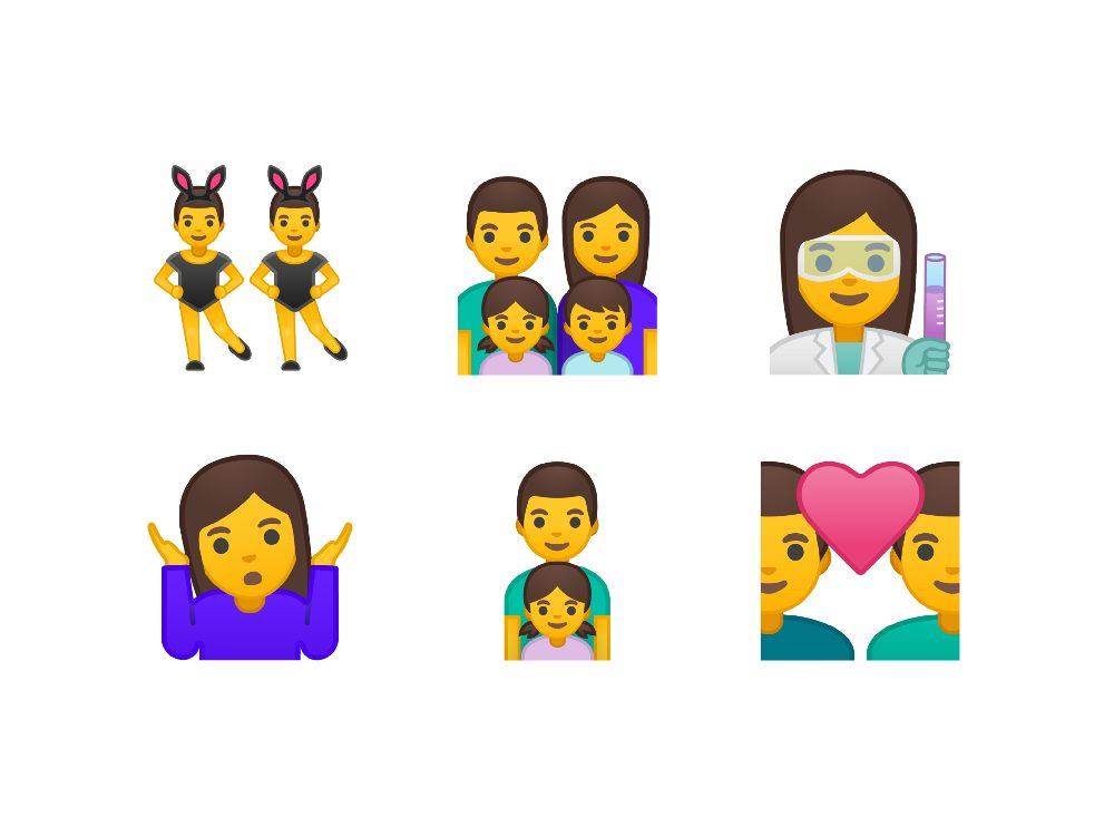 emojis Android 2