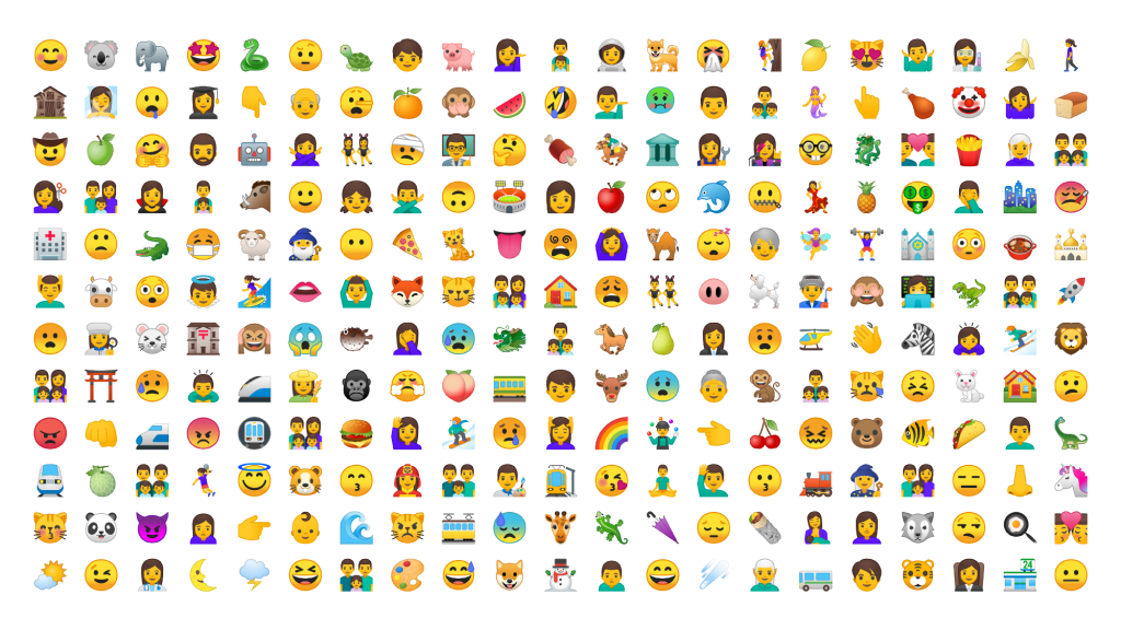 emojis android 1