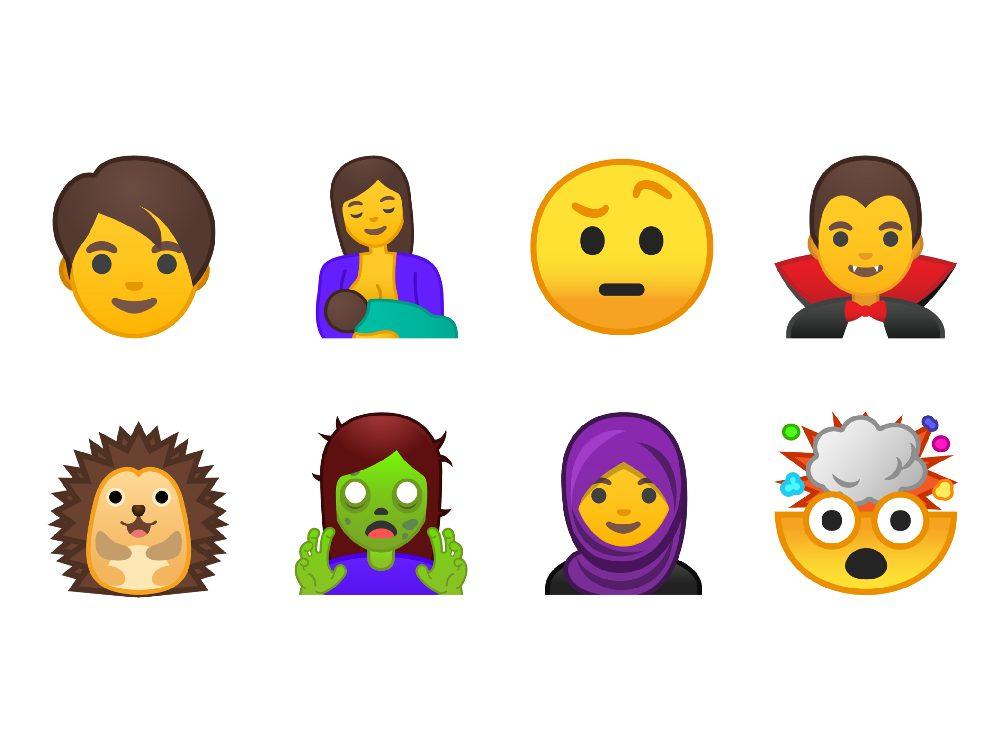 emojis android 14