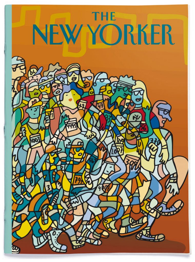 Javier Mariscal The New Yorker 1