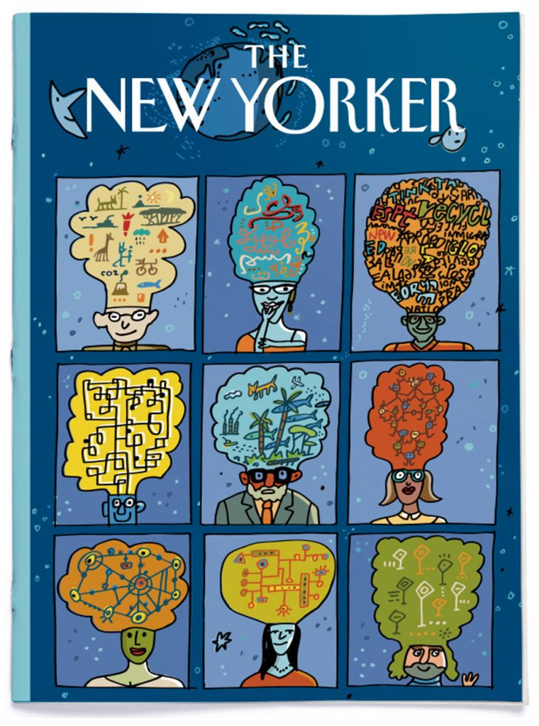 Javier Mariscal The New Yorker 2