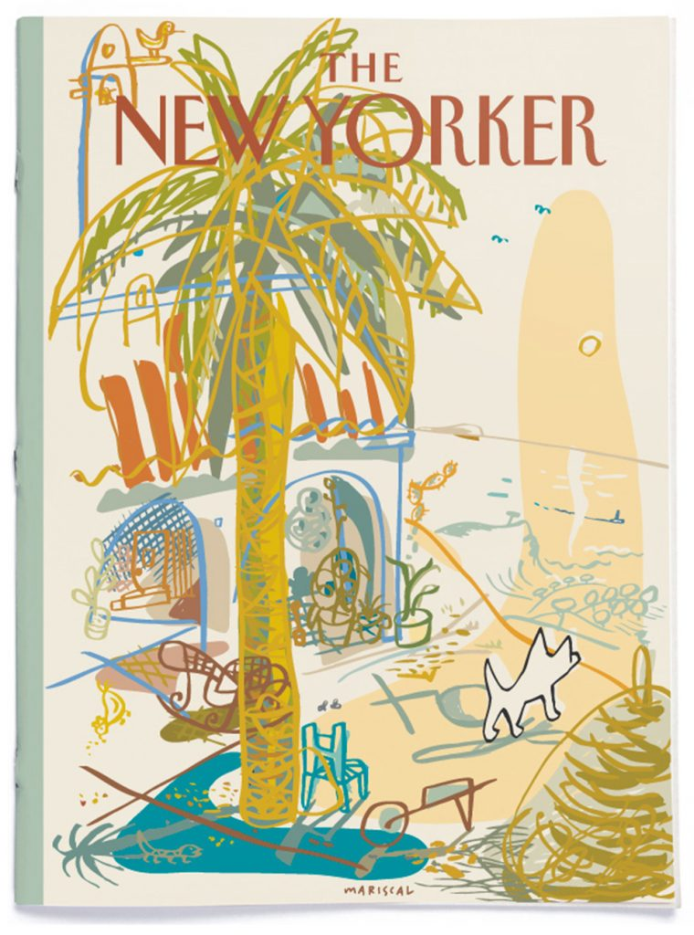 Javier Mariscal The New Yorker 3