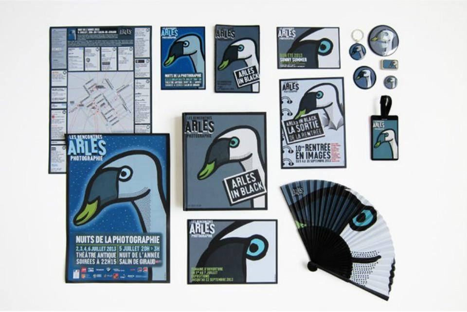 Merchandising con el diseño de Michel Bouvet