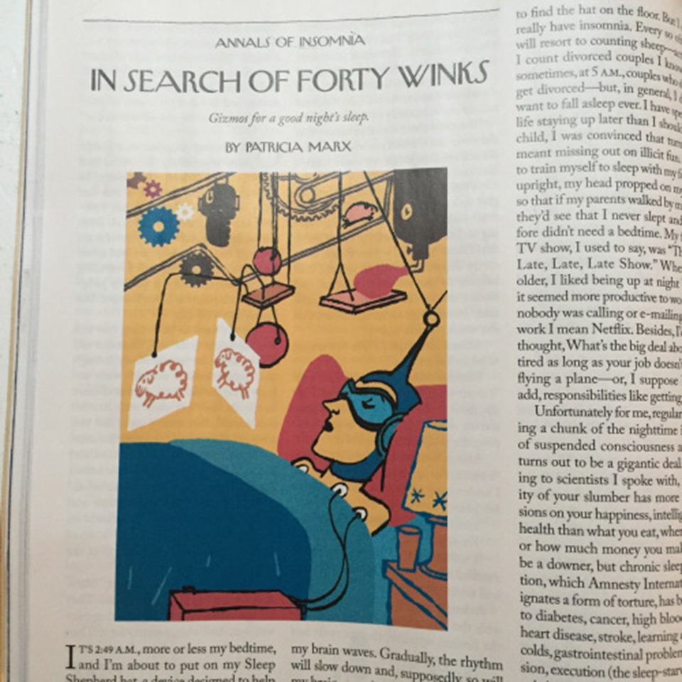 Miguel Gallardo The New Yorker