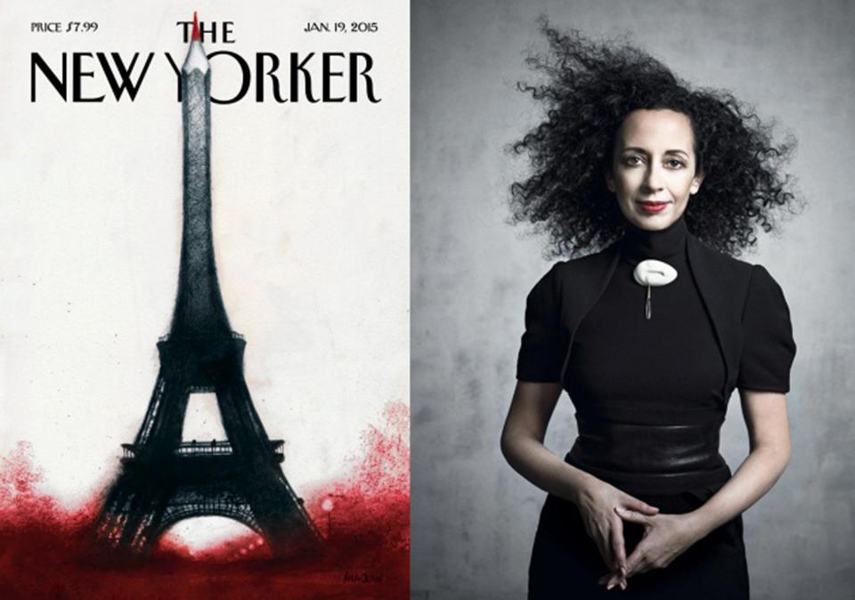 Ana Juan The New Yorker