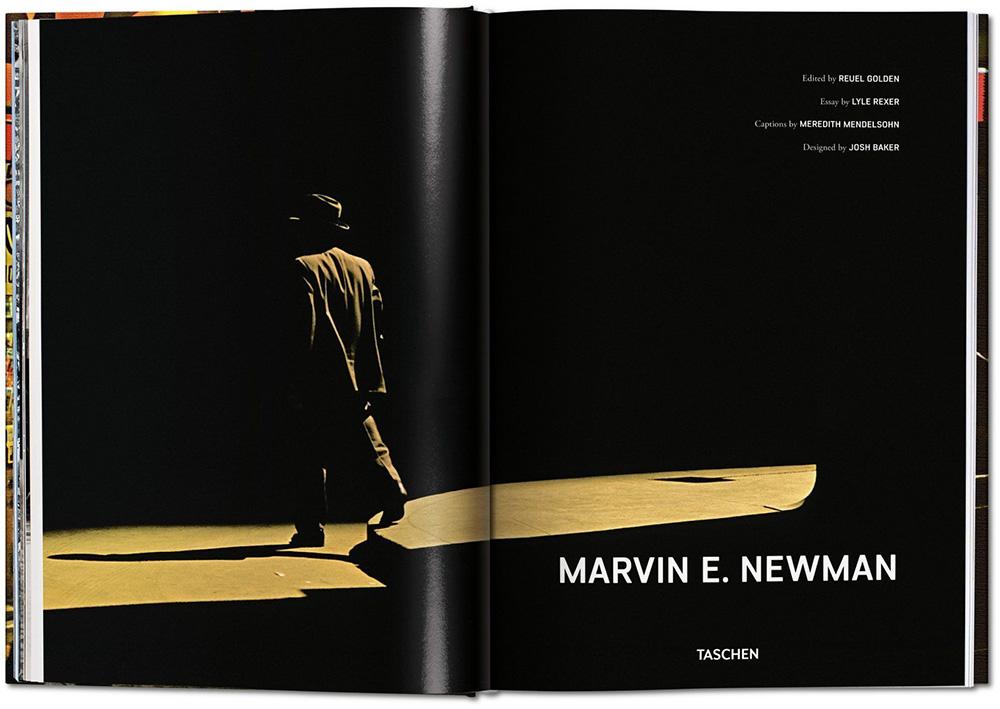 Fotografía Marvin E. Newman