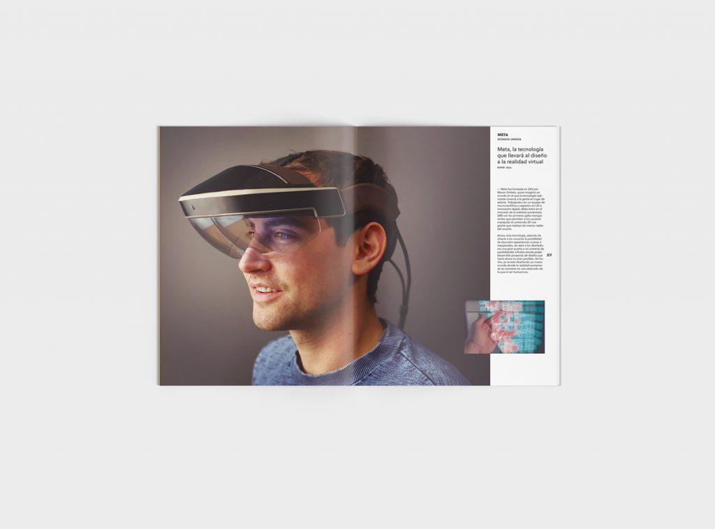 Número 6 de la revista Gràffica. Clientes y Creativos. Destinados a entenderse - galería - realidad aumentada