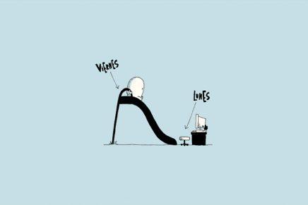 'A tomar por curro', viñetas cómicas sobre el trabajo