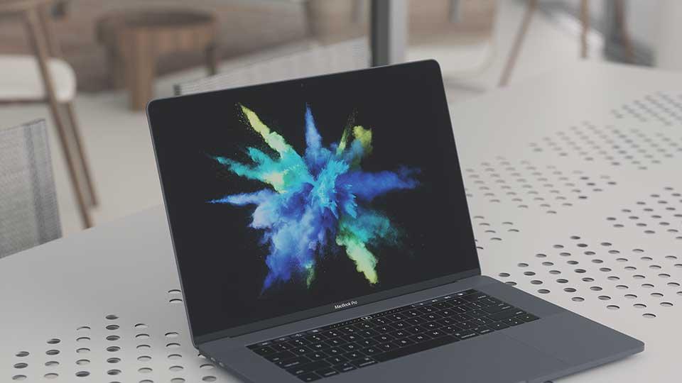 innovacion diseño ordenador con colores 001