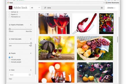 Adobe Stock presenta novedades en torno a Adobe Sensei