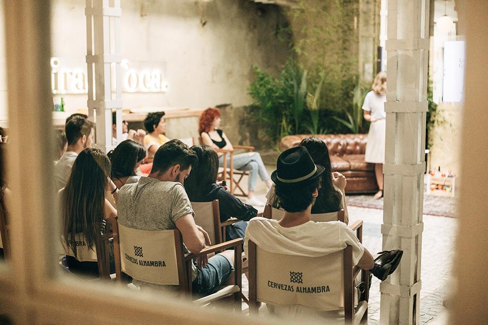 Cervezas Alhambra Para Mira Toca reunion 3