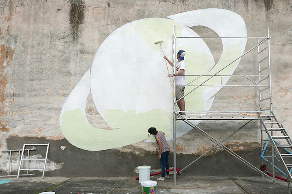 Arte Urbano Spot nueva