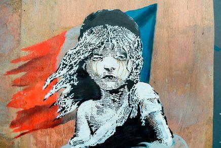 ¿Ya sabes quién es Banksy?