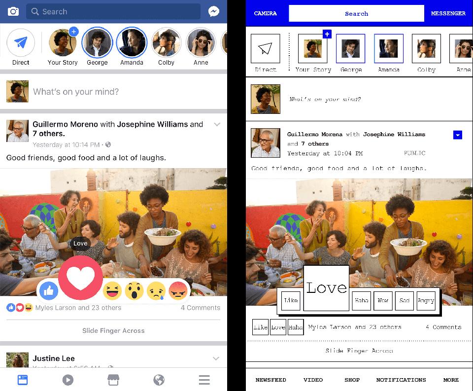 Brutalism facebook