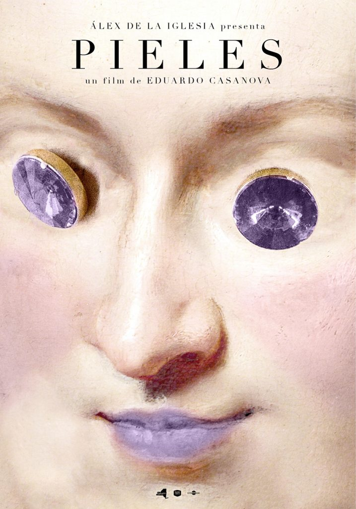 Cartel Alternativo ojos 006