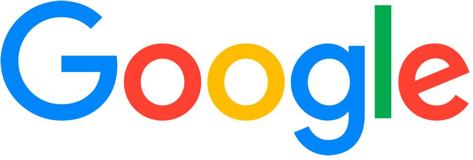 Colores Google Logo 2