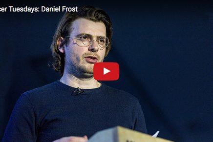 Viajar para potenciar la creatividad: así le influyó al ilustrador Daniel Frost