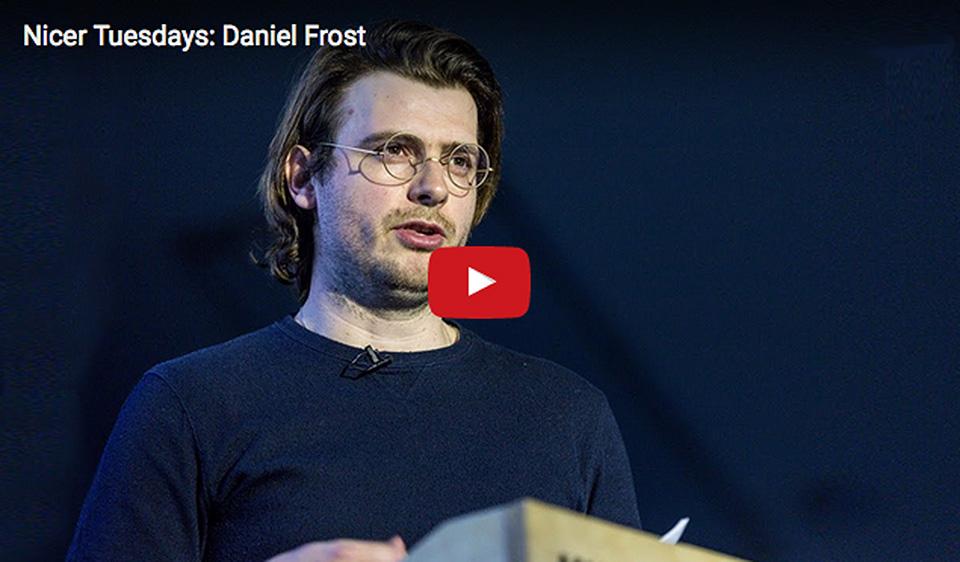 Daniel Frost viajar en conferencias 2