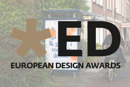 Estos son los ganadores de los 'European Design Awards'