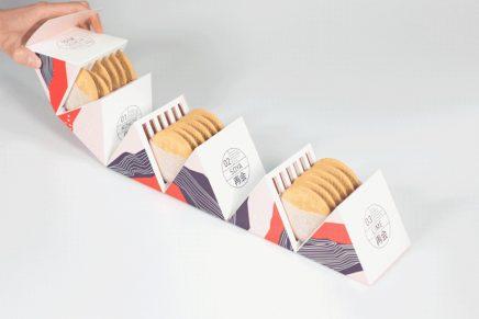 SAIKAI, un packaging original diseñado por estudiantes de diseño gráfico