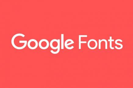 Las 10 mejores tipografías de Google Fonts