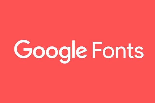 Google Fonts Spot new