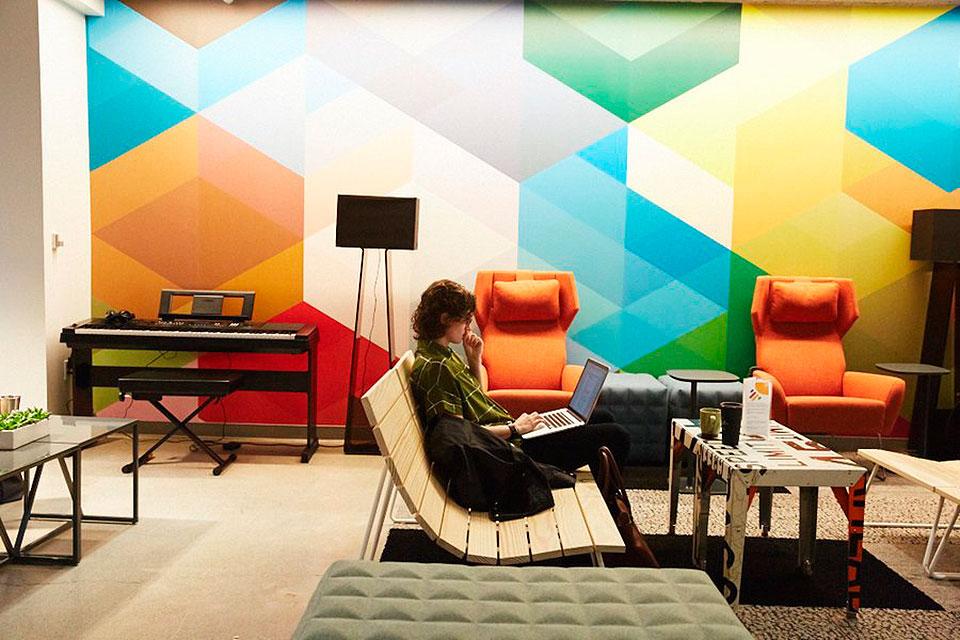 cómo trabajar en Google oficinas 1