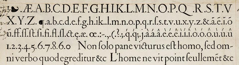 Guyot tipografía sobre fondo 2