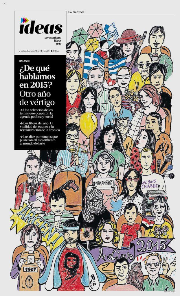 Ilustracion Editorial gente 5