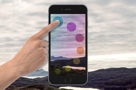 Infltr, una nueva aplicación de fotografía con filtros infinitos