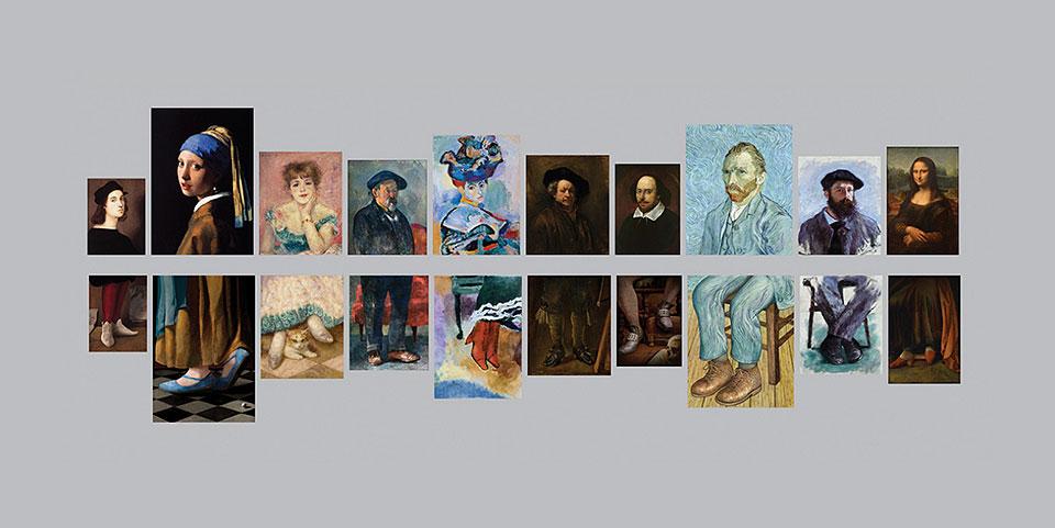 Portraits Completed todas las piezas 1