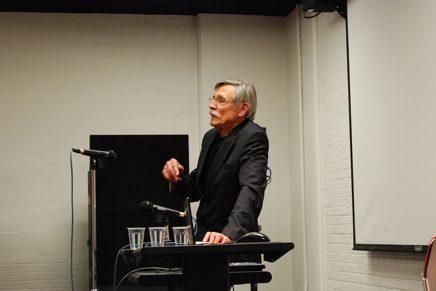 La conferencia de Michael Webb, miembro fundador de Archigram, inaugura el FADfest mañana