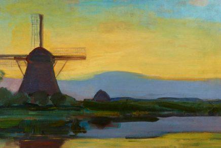 Mondrian y el camino a la abstracción, en el Gemeentemuseum de La Haya