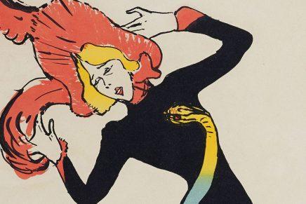París, fin de siglo: Signac, Redon, Toulouse-Lautrec y sus contemporáneos en el Guggenheim Bilbao