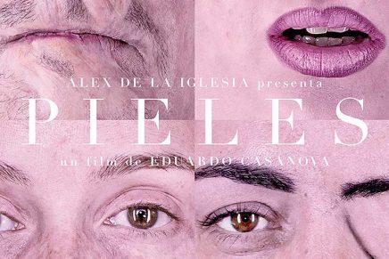 Una belleza incómoda: así es el cartel de 'Pieles', la ópera prima de Eduardo Casanova