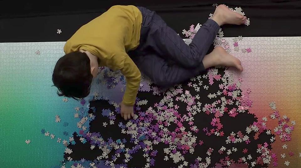 Puzzle CMYK 1