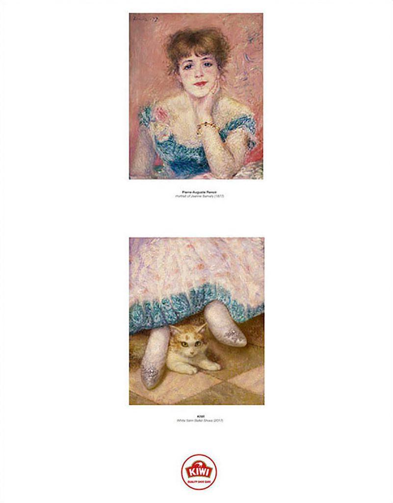 Portrait Completed Renoir 1