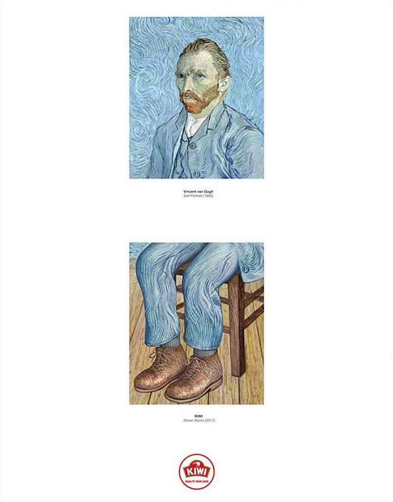 Portraits Completed Vincent Van Gogh 1