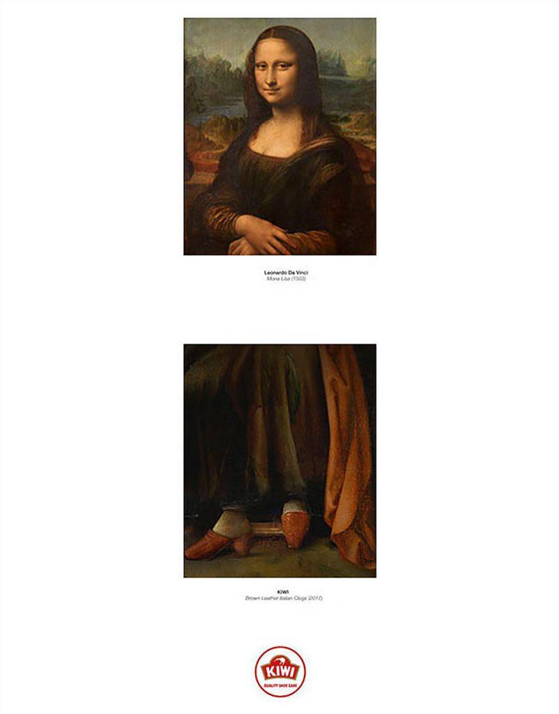 Portraits Completed Mona Lisa 1