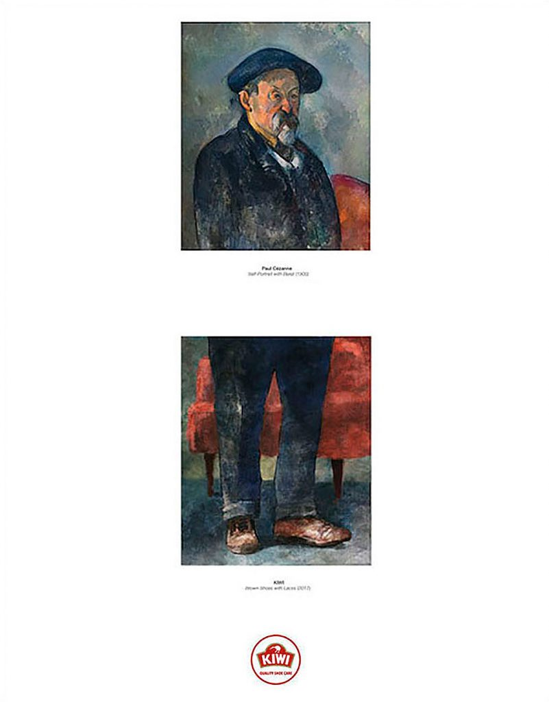 Portraits Completed Cézanne 1